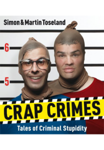 crap crimes book cover