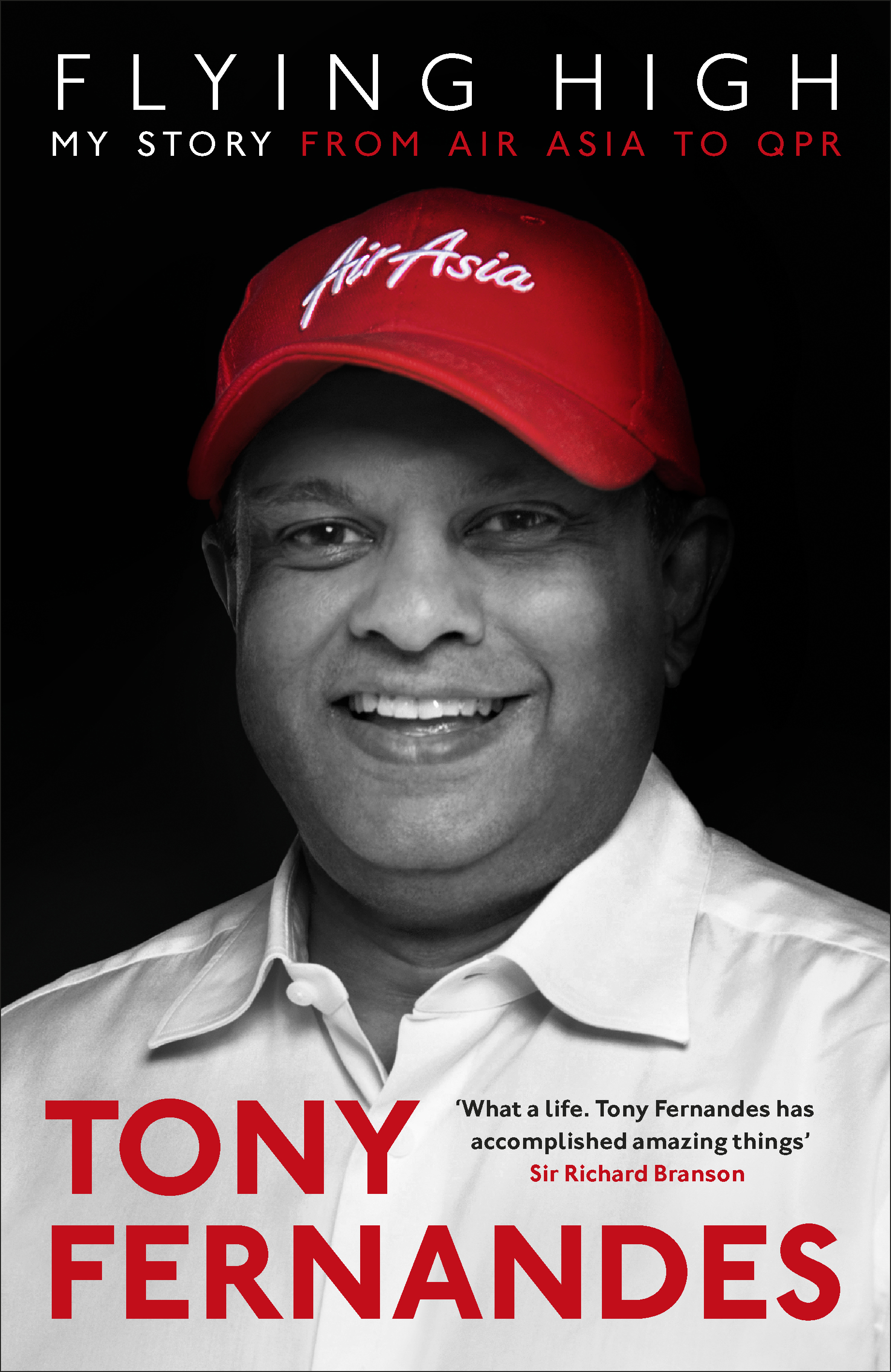 Flying High/Tony Fernandes